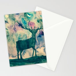 Magickal Evenings Stationery Cards