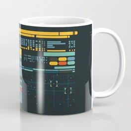Control Interface Coffee Mug