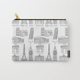 Europe at a glance Carry-All Pouch