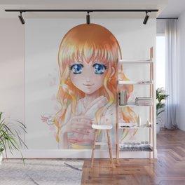 Hana floraison Wall Mural