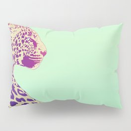 Leopard under the Sun Pillow Sham