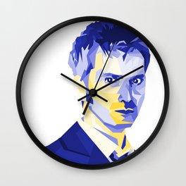 Doctor 10 Wall Clock