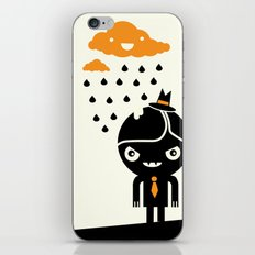 Us & Them iPhone & iPod Skin