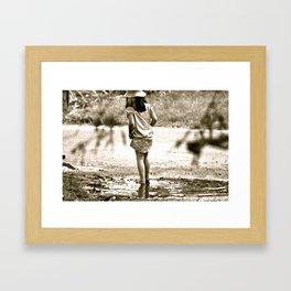 Little Wonders  Framed Art Print
