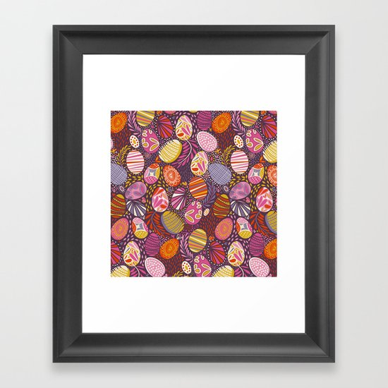 Easter Joy !  Framed Art Print