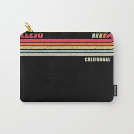 Vallejo California City State Carry-All Pouch