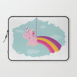 Licorne Piñata Laptop Sleeve