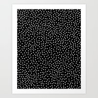 dots Art Prints featuring Dots by Priscila Peress