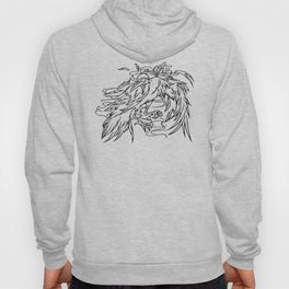 Bird Mask Hoody