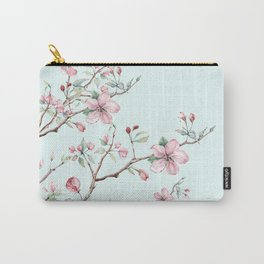 Apple Blossom #society6 #buyart Carry-All Pouch