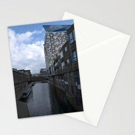 Gas Street Basin Birmingham Stationery Cards
