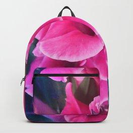 Dark Pink Gladiolas Backpack