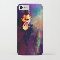 panic at the disco iPhone & iPod Cases featuring Panic! by Christi Lu