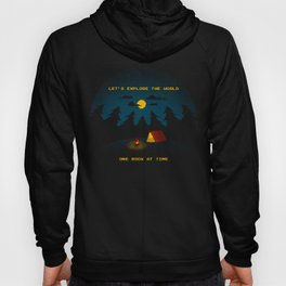 Let's Explore the World Hoody