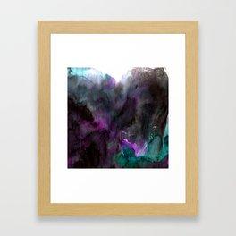 Vellum Bliss No. 7-2H by Kathy Morton Stanion Framed Art Print