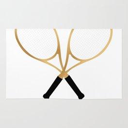 Tennis Rug