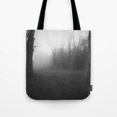 The Fog in the Hollow Tote Bag