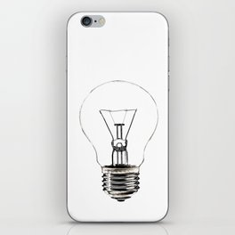I Have an Idea!  Let there be light... iPhone Skin