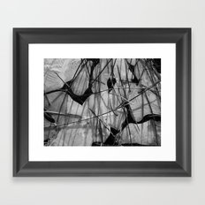 In This Note Framed Art Print