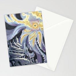 thousand eyed god Stationery Cards