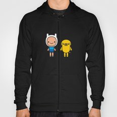 #48 Jake and Finn Hoody