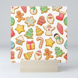 Christmas Cookies Mini Art Print