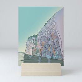 Mazinaw Rock Mini Art Print