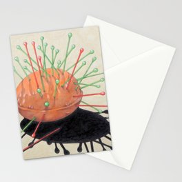 pincushion n. 4 Stationery Cards