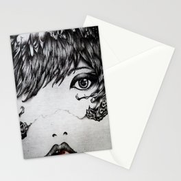 3 Bites Stationery Cards