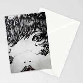 3 Bites Stationery Cards
