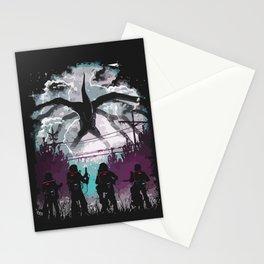 Something Strange Stationery Cards