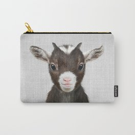 Baby Goat - Colorful Carry-All Pouch