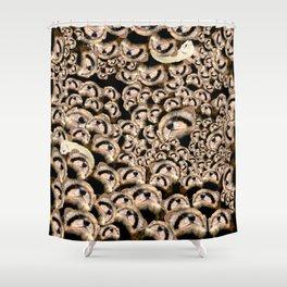 101 furets (101 ferrets) Shower Curtain