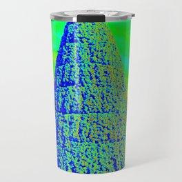 Christmas Tree Art Travel Mug