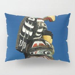 A Colorful Totem Pillow Sham