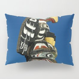 A Colorful Totem Pillow Sham