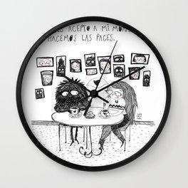 Tu monstruo y tú Wall Clock