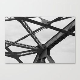 Bridge 2 Canvas Print