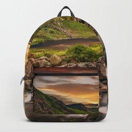 Tryfan and Llyn Ogwen Snowdonia Backpack
