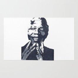 Nelson 'Madiba' Mandela Rug