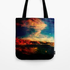 Red Rock South Tote Bag