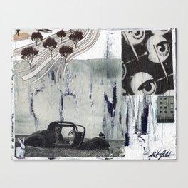 Degeneration Canvas Print