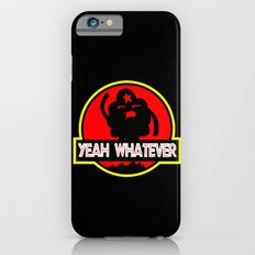 Adventure Time: Yeah, whatever: Jurassic LSP Slim Case iPhone 6s