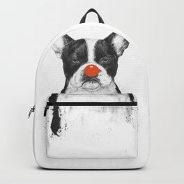 I'm not your clown Backpack