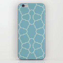 Crazy Moroccan Quatrefoil iPhone Skin