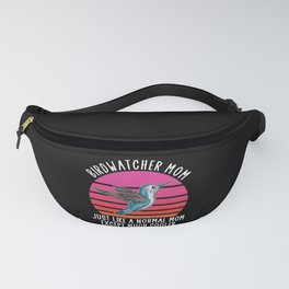 Birdwatching mom Fanny Pack