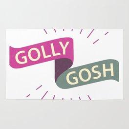 Golly Gosh! Rug