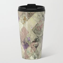 Abstract Geometric Background #25 Travel Mug