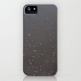 shoreline iPhone Case