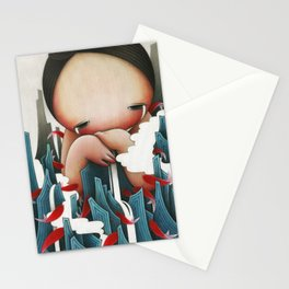 Crying Mountain Stationery Cards